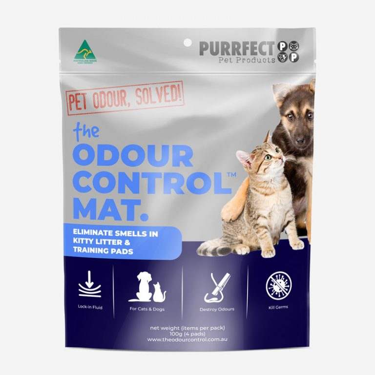 The Odour Control Mat Pet Odour Removal Cat and Dog Urine Pee Smell Remover Kitty Litter Puppy Training Pad Fresh