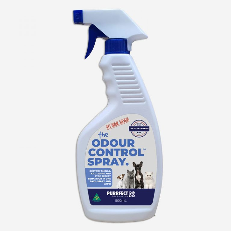 The Odour Control Spray Pet Odour Removal Cat and Dog Urine Pee Smell Remover