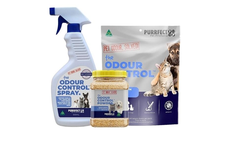 The Odour Control™ Bundle. 1